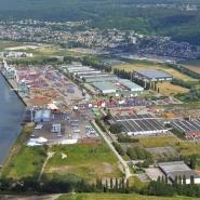 50 hectares clefs en main sur le Port de Rouen !