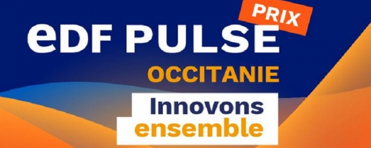 Prix EDF PULSE Occitanie - Des solutions pour innover en région