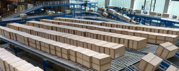 Le secteur logistique boosté par le e-commerce
