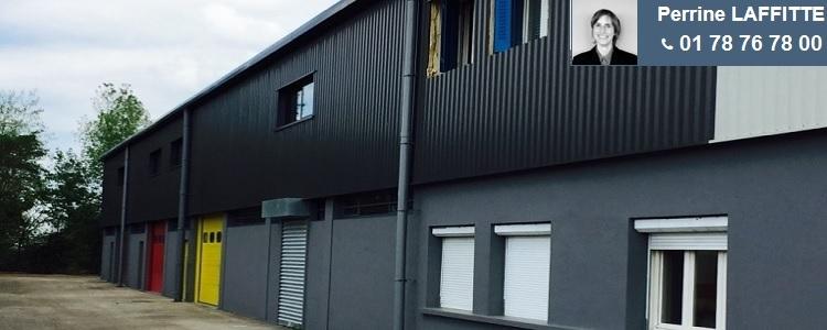 Locaux d'activités à louer à Bourg-en-Bresse dans l'Ain