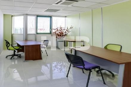 Bureauflexible coworking et bureaux à partager