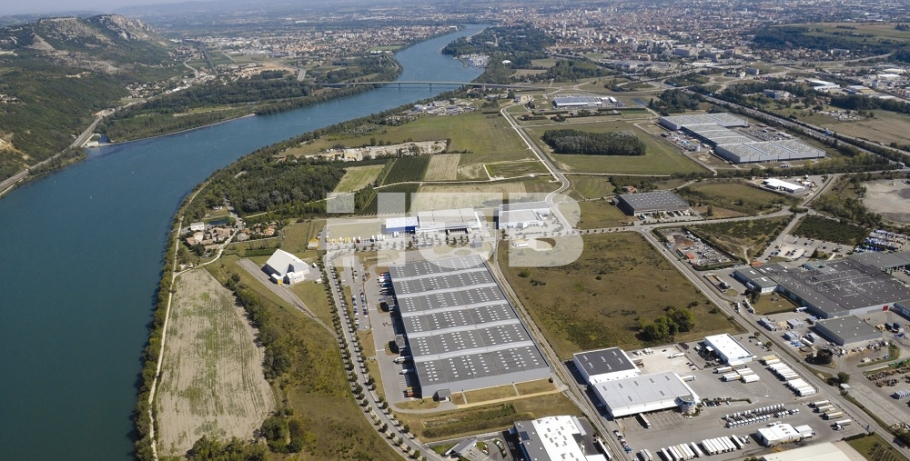 Terrains vendre parc logistique multimodal - Descours et cabaud portes les valence ...