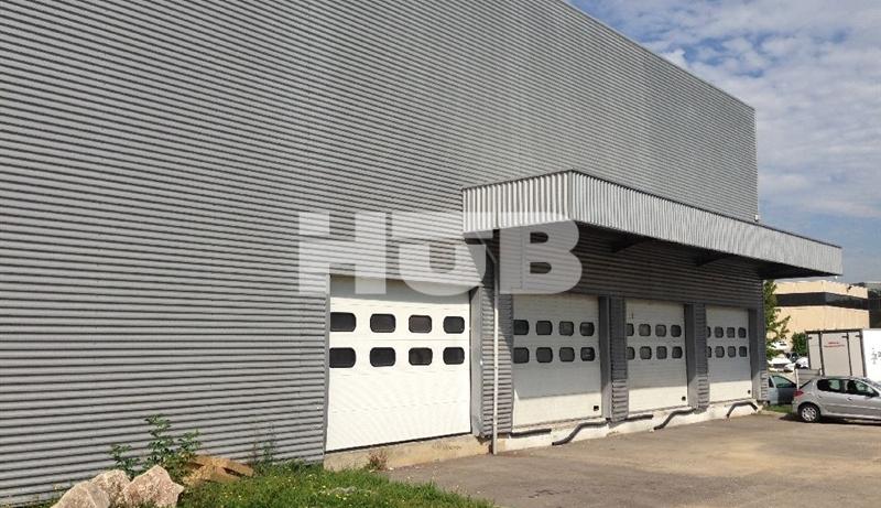 Entrepôt en location à Miribel dans l'Ain 01