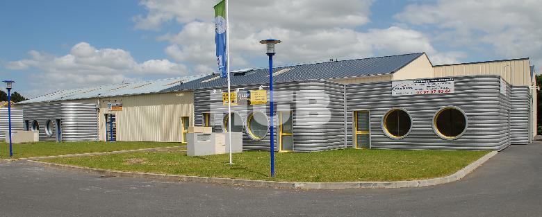 Bureaux en location centre bretagne for Bureau vannes