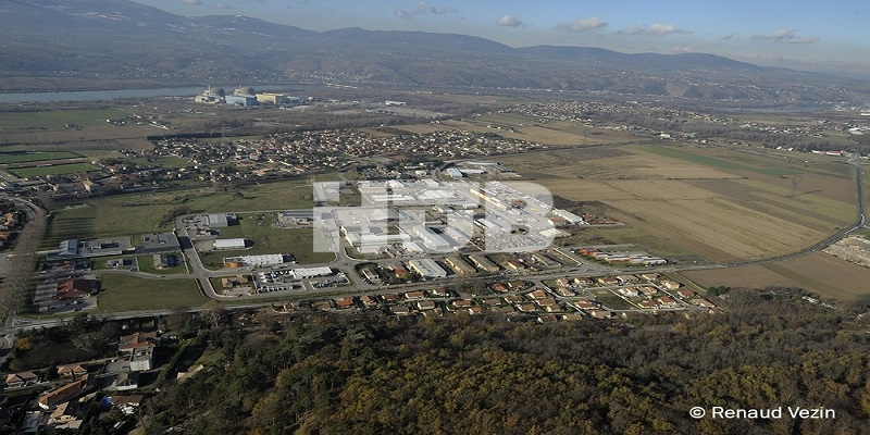 Terrains industriels Vienne,  Isère