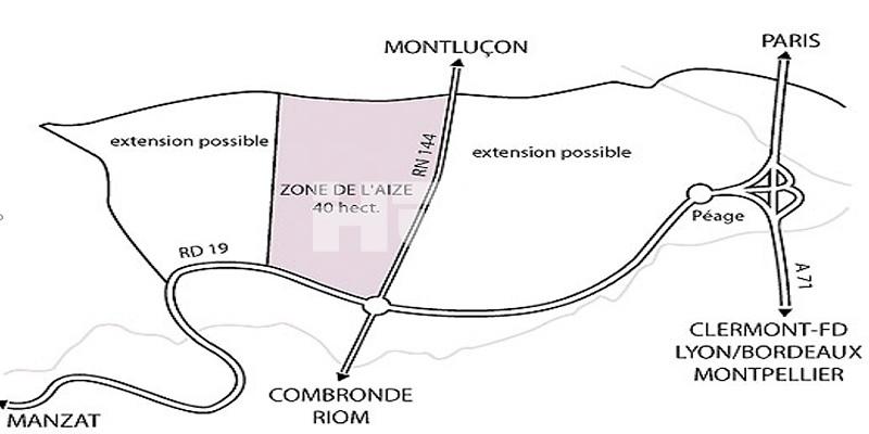 parc de l 39 aize clermont ferrand auvergne. Black Bedroom Furniture Sets. Home Design Ideas