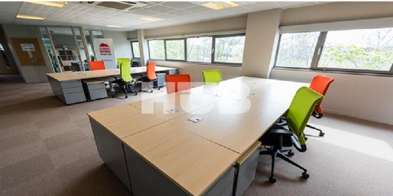 Disposition bureau open space: bureau professionnel mobilier