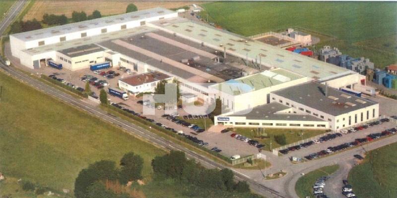 Bâtiment industriel à reprendre Grand Est, Vosges
