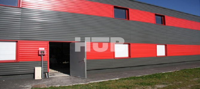 Batiment agroalimentaire Lille
