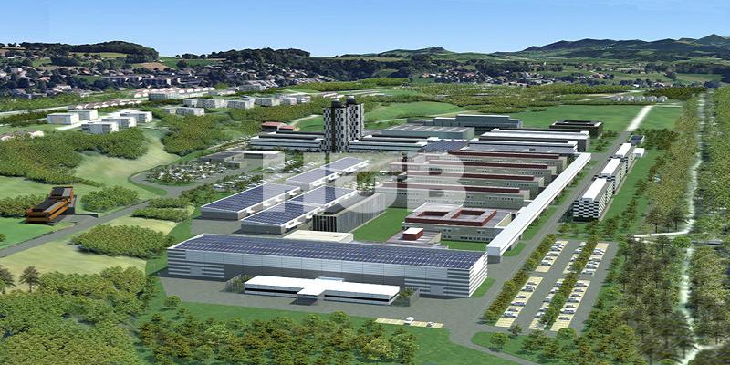 Bureaux équipés à louer en suisse marly innovation center