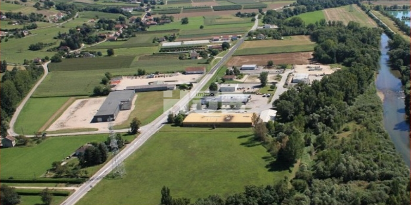 Terrain industriel vendre chamb ry savoie for Terrain chambery