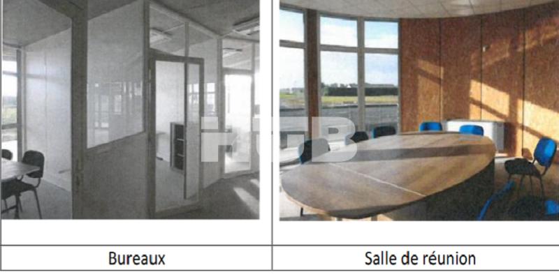 Projet tertiaire u e bureaux agrandissement du siège de logéal