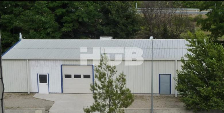 Entrepôt location Manosque