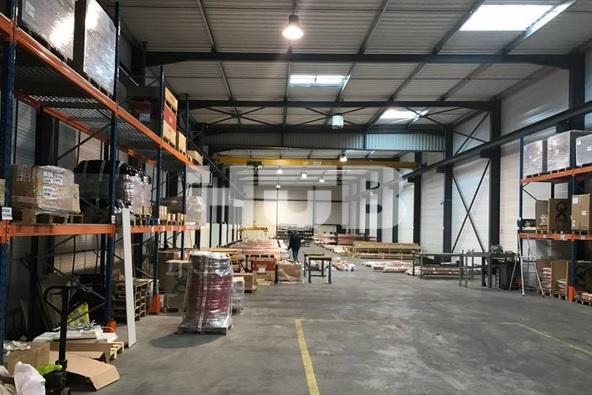 Bâtiment industriel Lyon