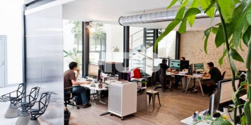 Coworking bureaux partagés: coworking à la rochelle postes de